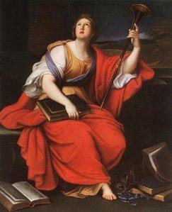 Clio - Deusa da História