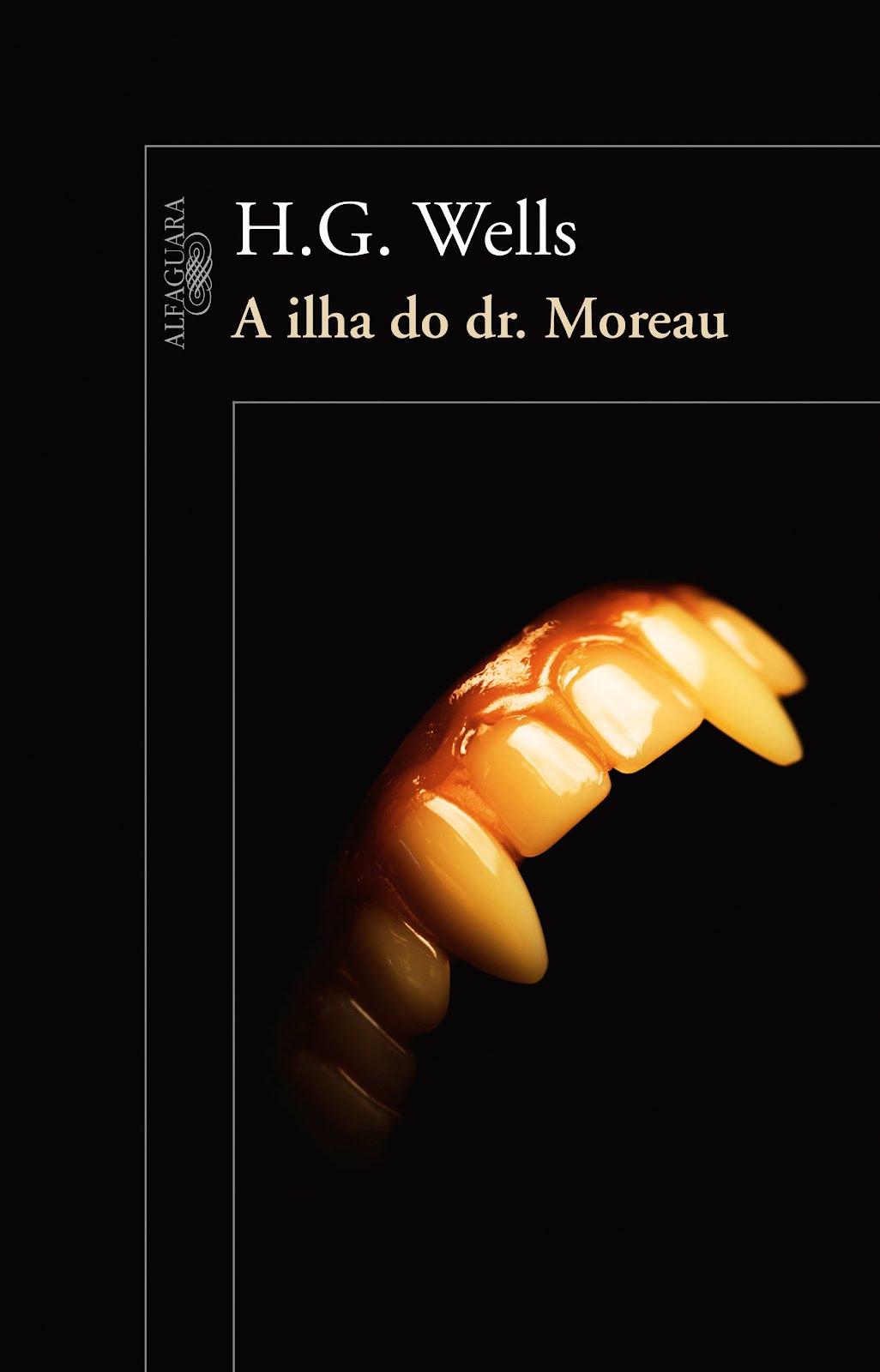 Resultado de imagem para livro a ilha do dr. moreau