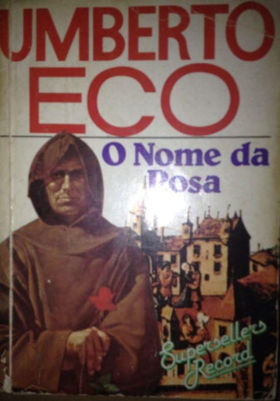 Resenha – O Nome da Rosa – Umberto Eco | Catálise Crítica